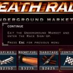 Death Rally sabotage in detail
